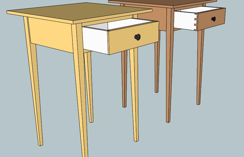 Astounding Shaker Table The Wood Whisperer Guild Alphanode Cool Chair Designs And Ideas Alphanodeonline
