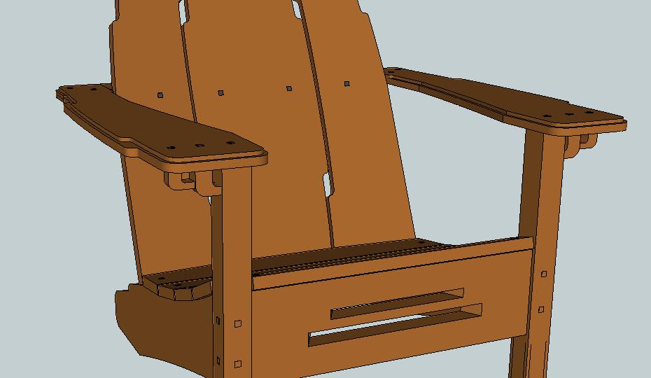 Super Gg Adirondack Chair The Wood Whisperer Guild Dailytribune Chair Design For Home Dailytribuneorg