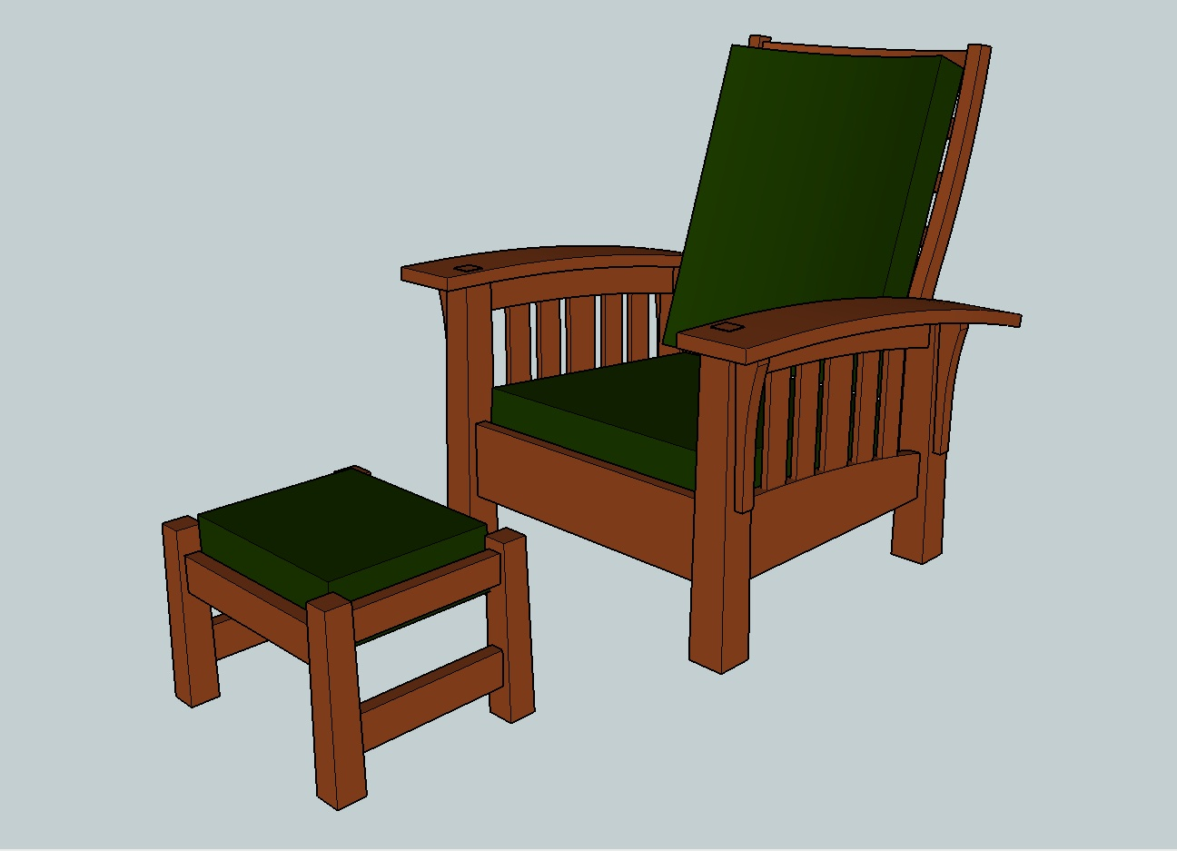 Morris chair plans - Get Ready Your Adventure Into The Morris Chair