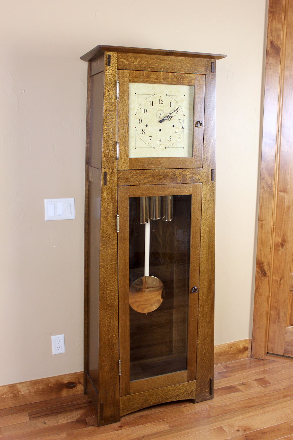 Grandfather Clock The Wood Whisperer Guild