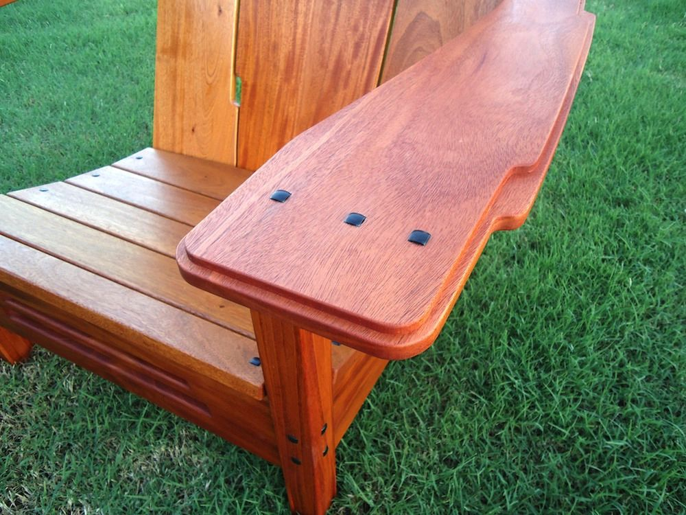 G&G Adirondack Chair - The Wood Whisperer Guild