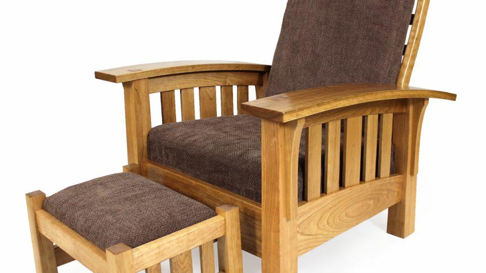 Pleasant Morris Chair The Wood Whisperer Guild Machost Co Dining Chair Design Ideas Machostcouk