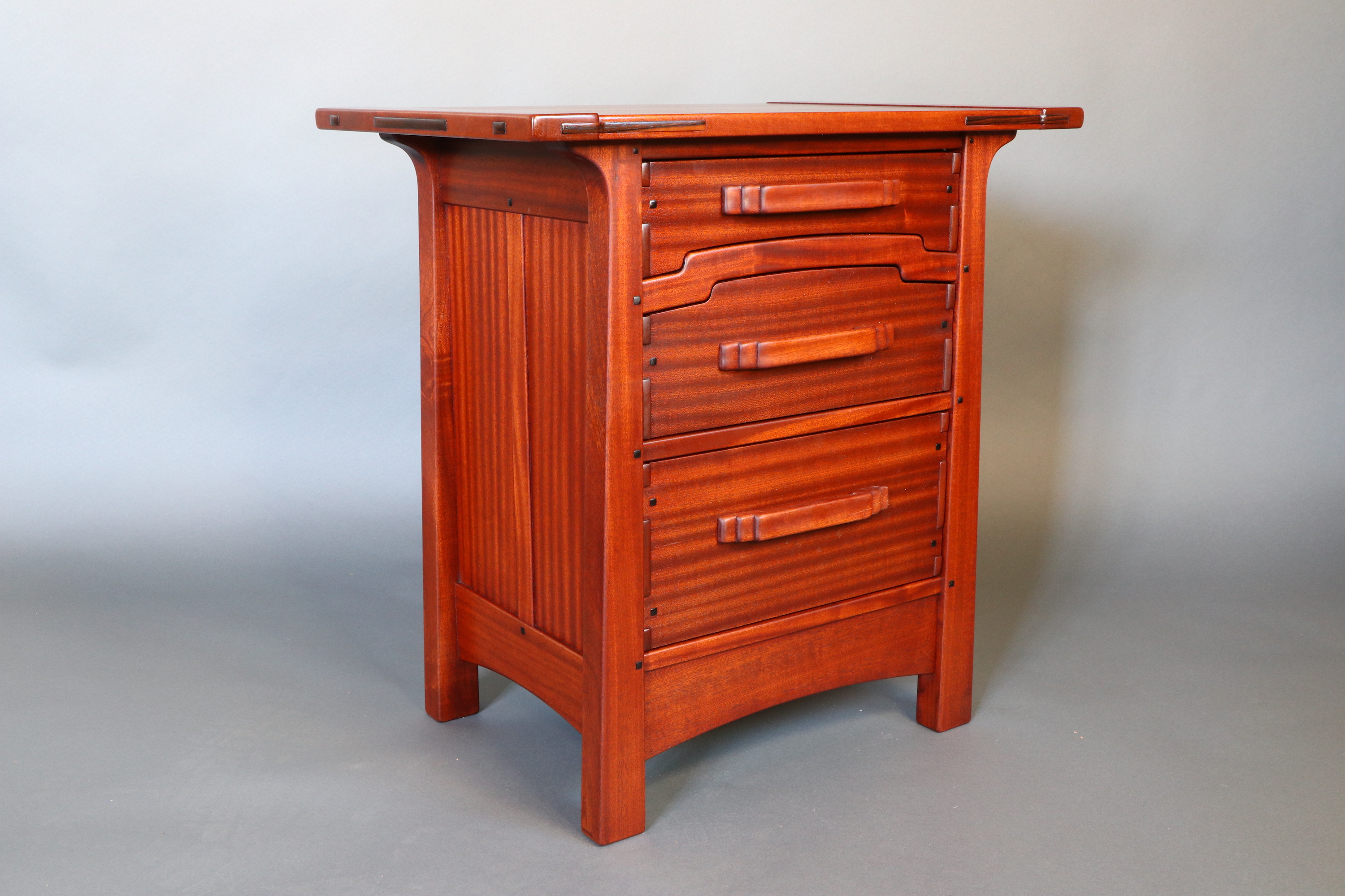 Fremont Nightstand The Wood Whisperer Guild