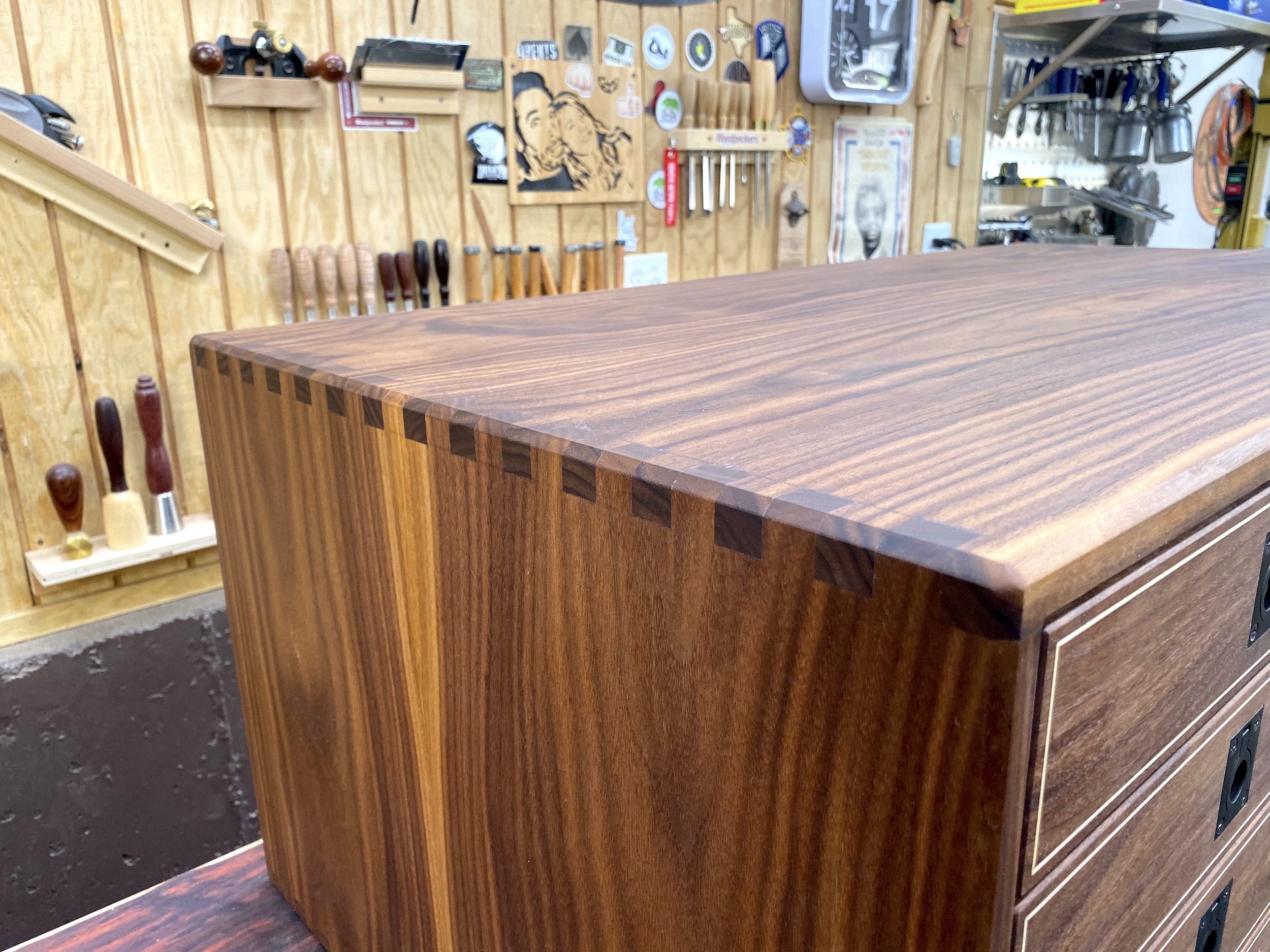 Swell Workbench Cabinet The Wood Whisperer Guild Gmtry Best Dining Table And Chair Ideas Images Gmtryco