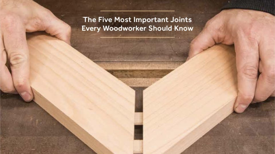 Essential Joinery Book - The Wood Whisperer Guild