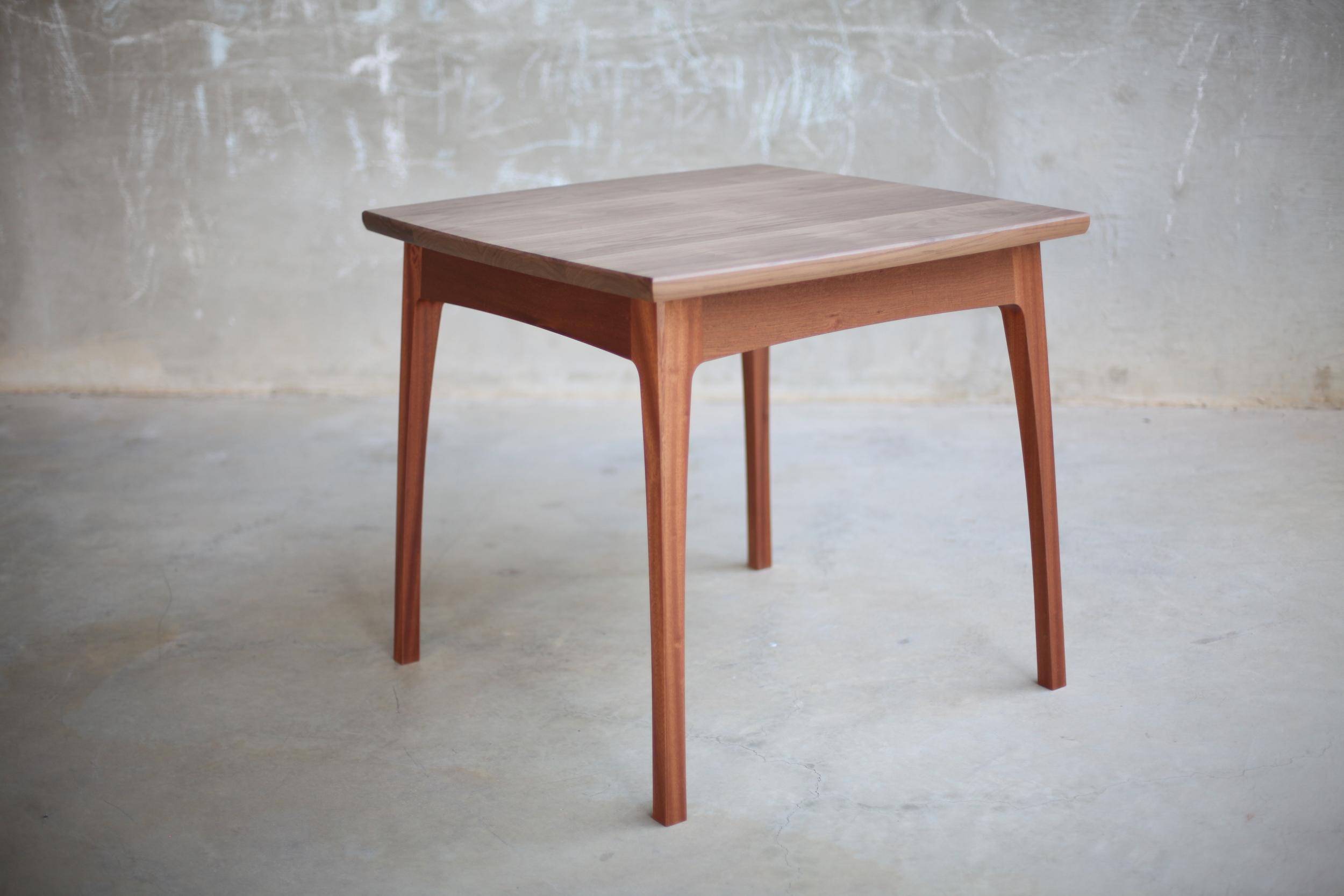 Morley Kitchen Table - The Wood Whisperer Guild