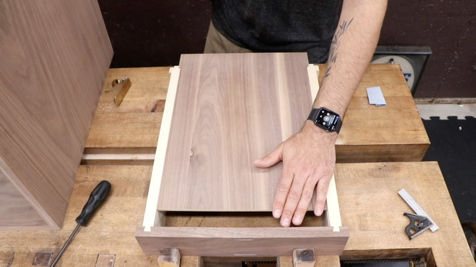 Marvelous Workbench Cabinet The Wood Whisperer Guild Pabps2019 Chair Design Images Pabps2019Com