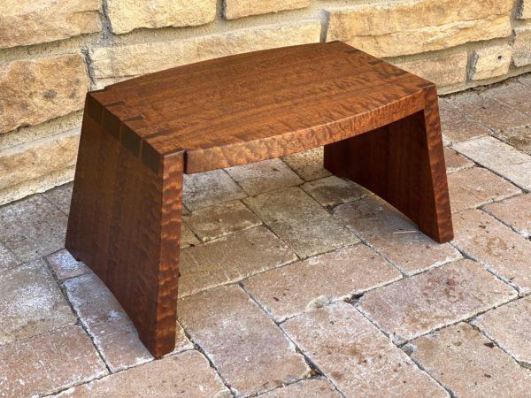 Dovetailed Step Stools - Handmade Stools - The Wood Whisperer Guild