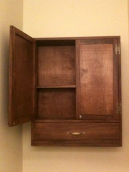 Merveilleux 3 Reviews For Wall Hanging Cabinet