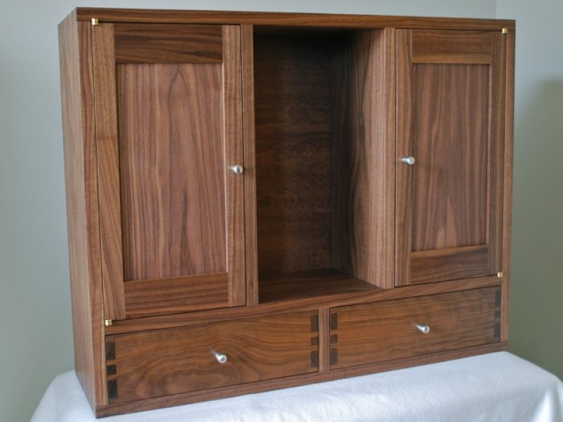 how to hang a bathroom cabinet on the wall wall hanging cabinet the wood whisperer guild 26493