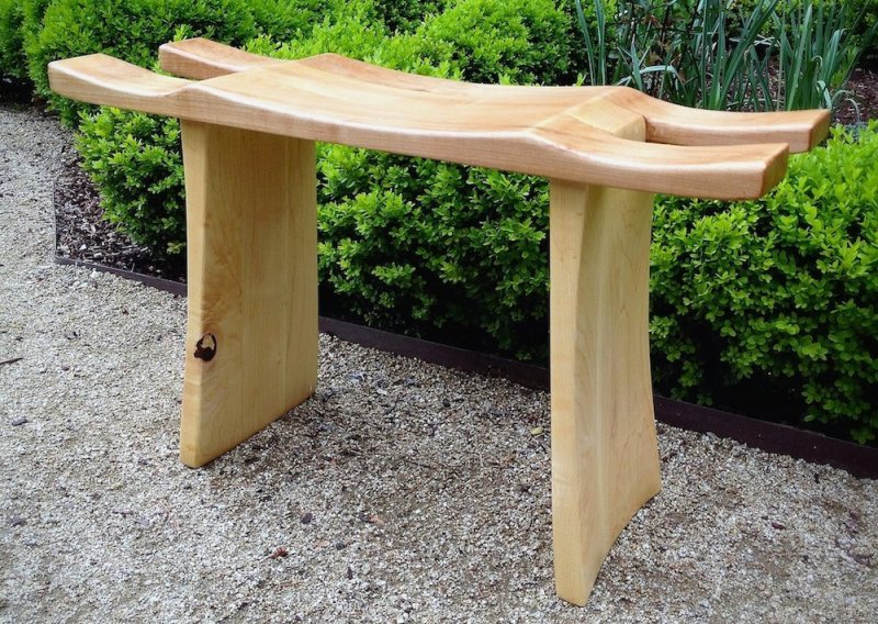 Contemplation Bench The Wood Whisperer Guild
