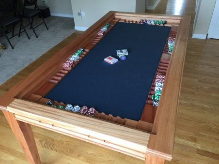 Gaming Dining Table The Wood Whisperer Guild