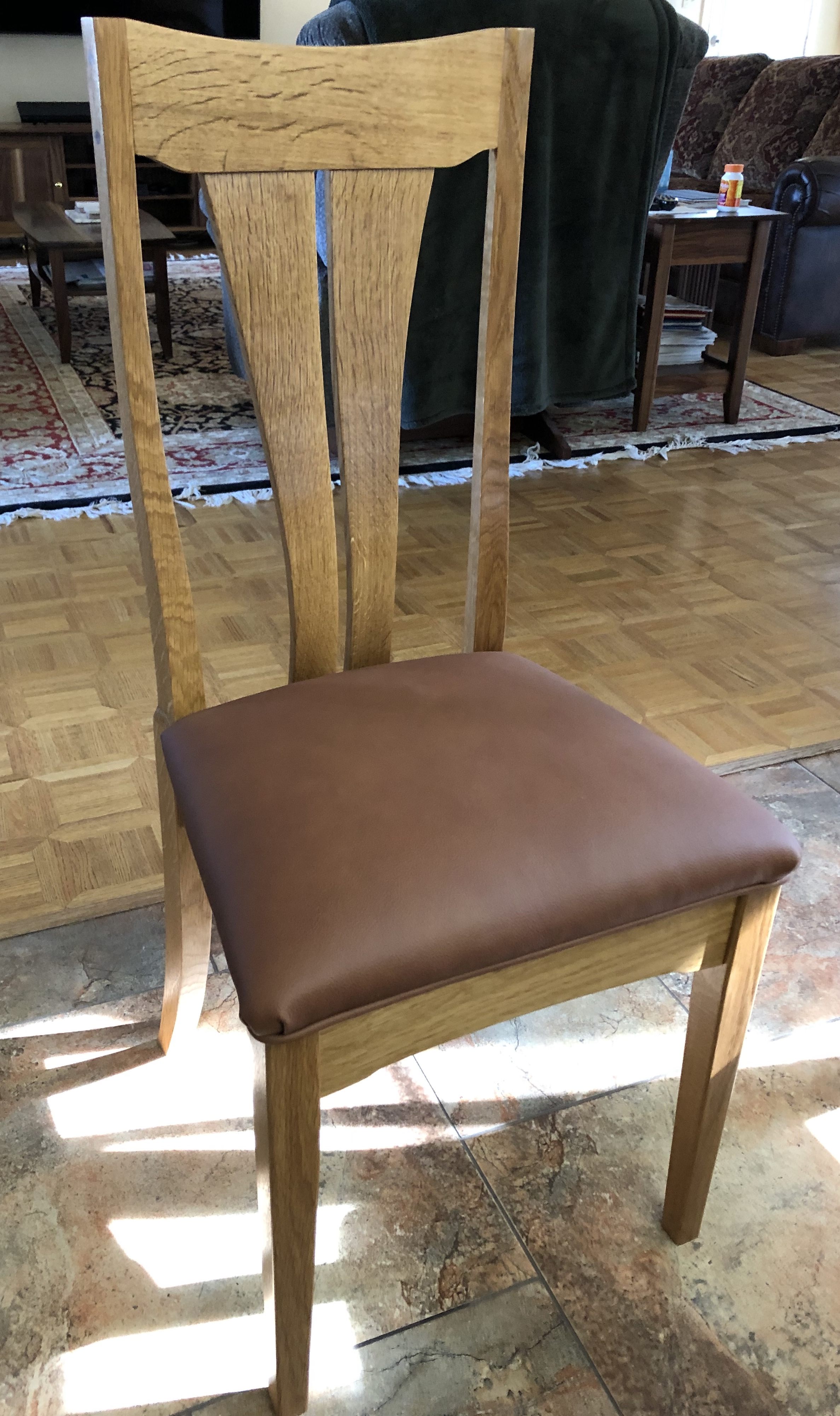 Dining Chair The Wood Whisperer Guild